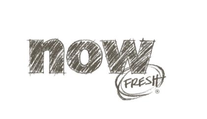 now fresh logo