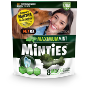 Minties dental chew